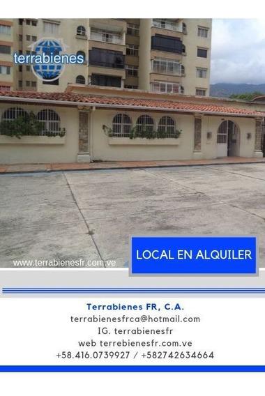 Local En Alquiler En Av. Urdaneta