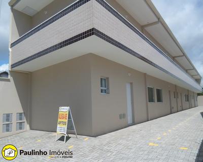 Gracioso Apartamento De 1 Dormitório Para Locação Definitiva No Centro Da Cidade De Peruíbe. - Ap00547 - 31956223