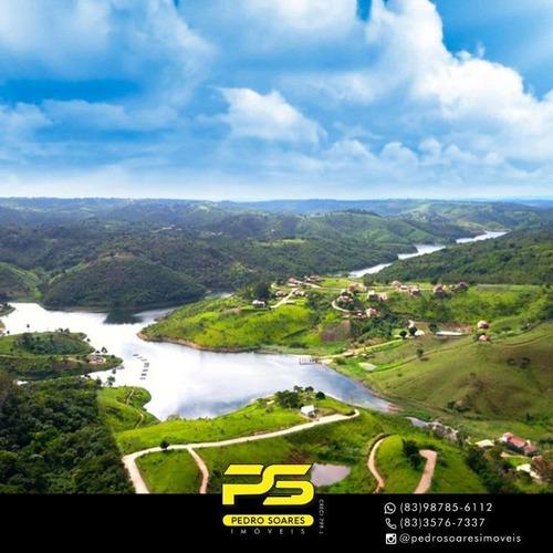 Imagem 1 de 8 de (oportunidade)  Área À Venda, 574 M² Por R$ 90.000 - Zona Rural - Areia/pb - Ar0035