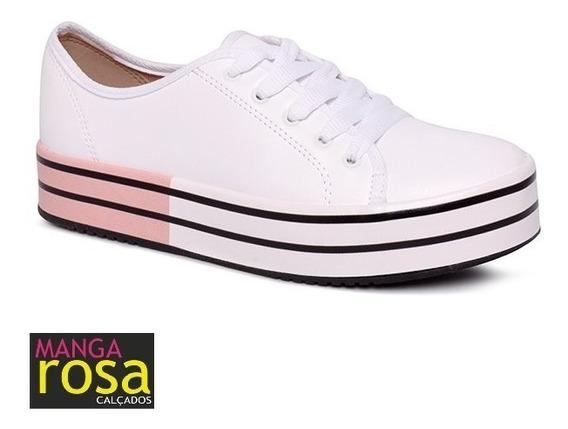 Tênis Feminino Casual Flatform Beira Rio 4194702