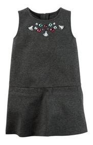 Vestido Carters Verão Ou Meia Estação Tamanhos De 2 A 6 Anos