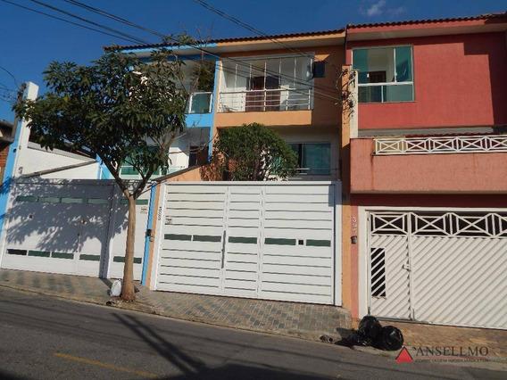 Sobrado Com 3 Dormitórios À Venda, 220 M² Por R$ 760.000,00 - Vila Marchi - São Bernardo Do Campo/sp - So0764