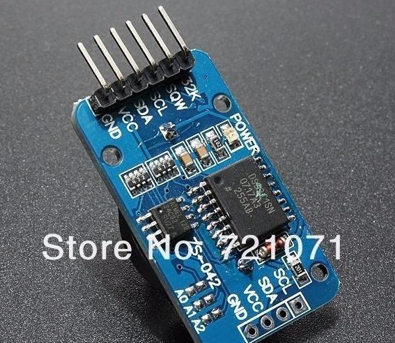 Arduino Módulo Rtc Ci Ds3231 - Com Bateria - 2 Peças