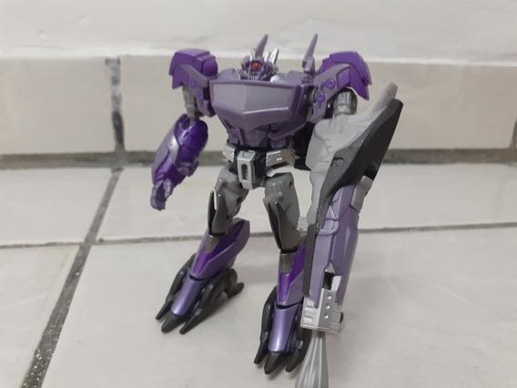 Transformers Prime Shockwave Commander Class