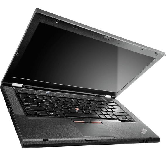 Notebook Lenovo T430 Intel I5 Vpro Mem 8gb Hd 320gb Win10
