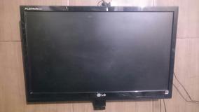 Monitor Tela De 19 Pol P/computadores Funcionando Ler Desça