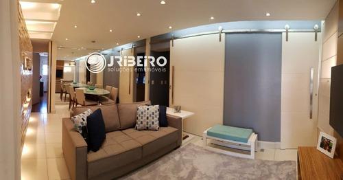 Apartamento Alto Padrão 3 Suítes, Varanda Gourmet Para Venda Em Santana São Paulo-sp - 901053