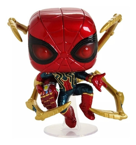 Funko Pop! Iron Spider #574 - Spiderman - Avengers Endgame