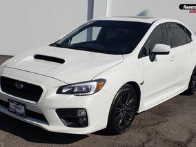 Subaru Impreza Wrx Blanco 2015