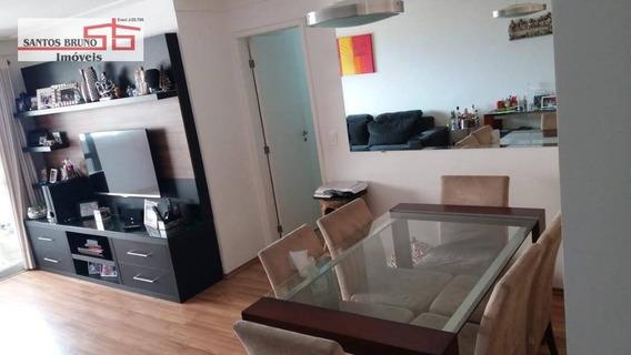 Apartamento Com 3 Dormitórios À Venda, 92 M² Por R$ 774.000,00 - Casa Verde - São Paulo/sp - Ap2345