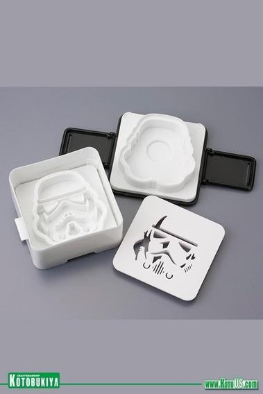 Kotobukiya Star Wars Fo Storm Trooper Molde De Sandwich