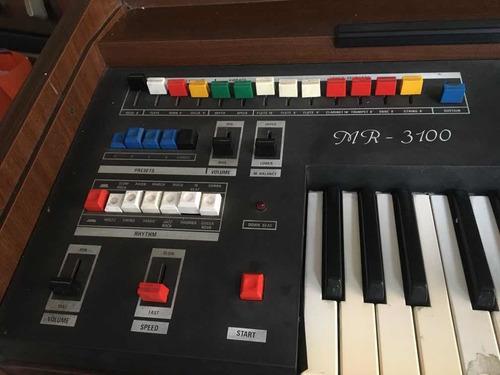 Imagem 1 de 5 de Piano Minami Mr 3100