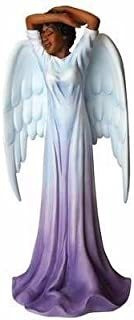 African American Expressions - Diva Angel Polyresin Figurine