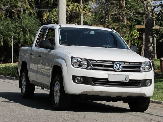 Volkswagen Amarok 2.0 S 4x4 Cd Turbo Diesel 2015
