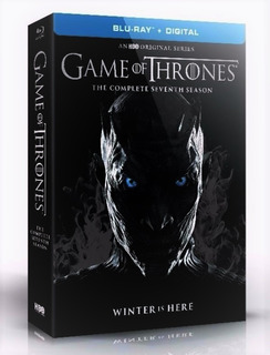 Game Of Thrones Temporada 7 Completa Blu-ray + Digital