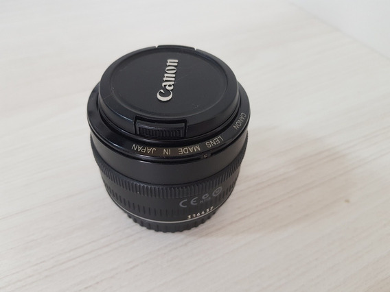 Lente Canon 35mm 2.0 Ef