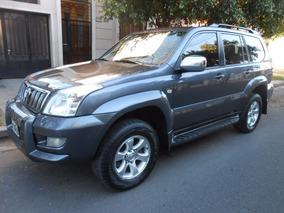 Toyota Land Cruiser Prado Td 2009 Gris