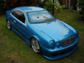 Merceces Benz Clk 430 Kompressor Replica En Fibra De Vidrio