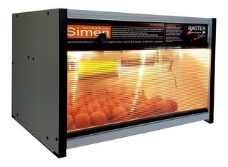 Incubadora Simen Rast X6 Automatica Digital Huevos Aves Full
