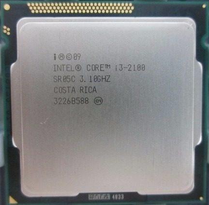 Processador Intel® Core I3-2100 + Pasta Térmica Grátis
