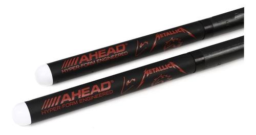 Imagen 1 de 6 de Ahead Lars Ulrich Signature Metallica Baquetas De Aluminio