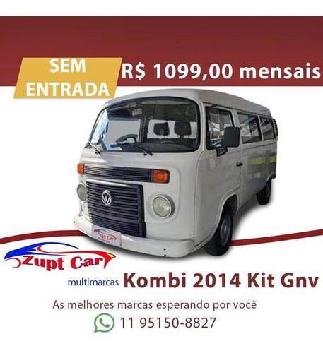 Volkswagen Kombi Kit Gnv Financiamento Sem Entrada