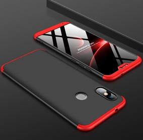 Case Protector 360 Xiaomi Redmi Note 7 5 6 Pro + Mica