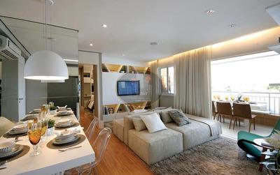 Cobertura Com 2 Dormitórios À Venda, 122 M² Por R$ 780.000 - Vila Ipojuca - São Paulo/sp - Co0042