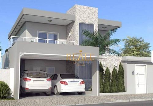Casa Com 3 Dormitórios À Venda, 224 M² Por R$ 1.181.600,00 - Condomínio Terras De Santa Teresa - Itupeva/sp - Ca1316