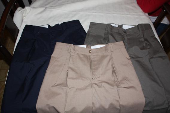 Pantalon De Vestir Hombres Talle 40