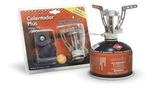 Calentador Mini Plus Con Encendido Electrico Brogas Trekking