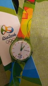 Relógio Olimpíadas