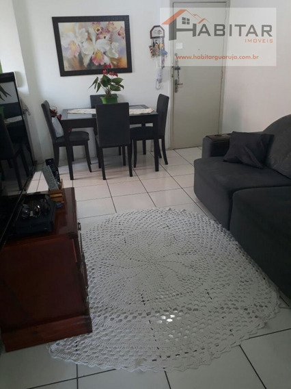 Apartamento A Venda No Bairro Centro Em São Vicente - Sp. - 1207-1