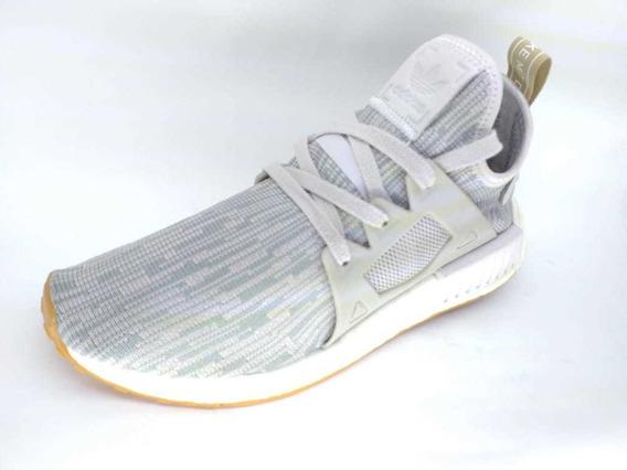 Tenis adidas Gris Nmd Xr1 Dama Correr Talla 24.5 Nuevo