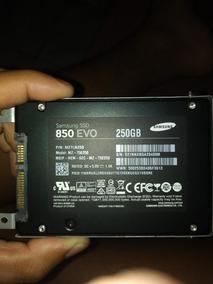 Hd Ssd Samsung 850 Evo 250 Gb V-nand