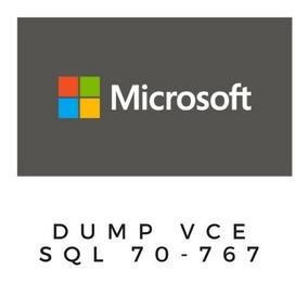 Microsoft 70-767 Sql Dump Vce