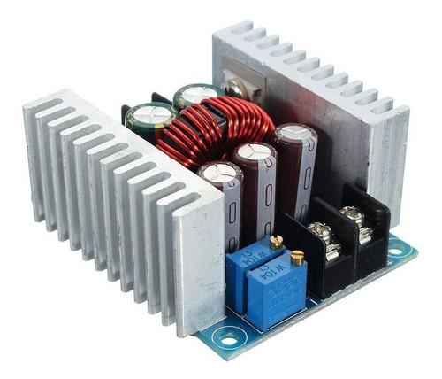 Imagen 1 de 6 de Dc-dc Buck Converter 300w 20a Step Dowm Módulo Voltaje