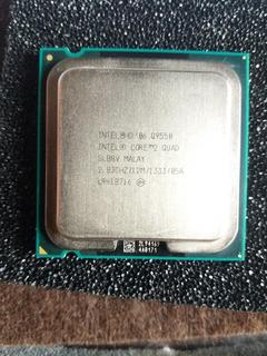 Procesador Core2quad Q9550