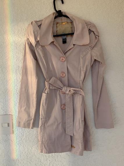 Trench Coat Rosé