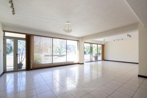Alquilo Apartamento Con 246m2 En Zona 14 Guatemala - Paa-034-10-10-3