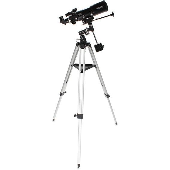 Telescópio Astronomico Refrator 400x80mm - Greika Bt40080eq