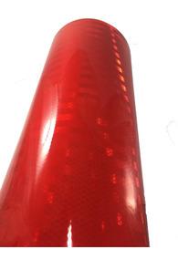 Adesivo Luminoso Refletiva Decorativo Lojas Carros 1mx61cm