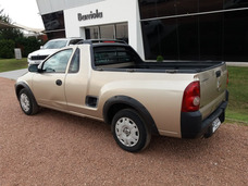 Chevrolet Montana Pick Up Año 2008.-barriola Automoviles.-