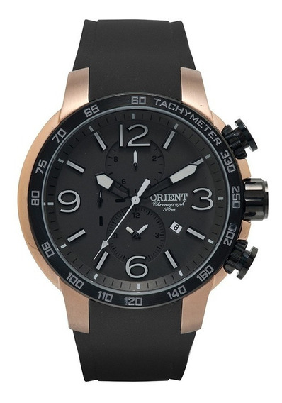 Relógio Orient Mrspc001 Cronógrafo Moderno Frete Grátis