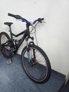 Bicicleta Turbo De Aluminio R-26