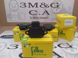 Sensor Tps Para Festiva Arauca Kia Rio (filko)