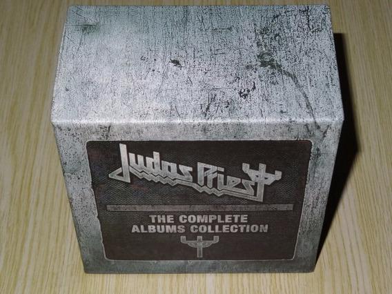 Judas Priest Complete Albums Collection 19 Cd Box Set Fret G