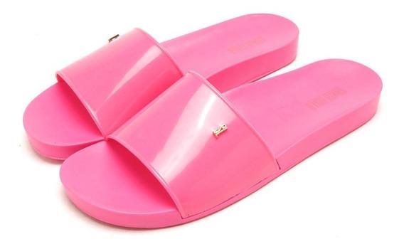 Chinelo Feminino Flip Flop Slide Santa Lolla Rosa - 01be