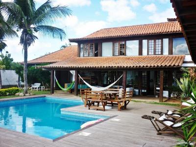 Casa Com 4 Dormitórios À Venda, 450 M² Por R$ 1.500.000 - Ogiva - Cabo Frio/rj Ci4-158 - Ca0039