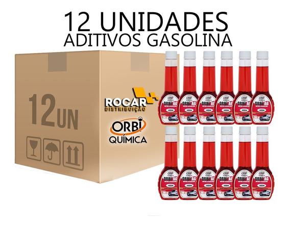 Aditivo Para Combustível Gasolina Orbi 200ml - 12 Un - 1622